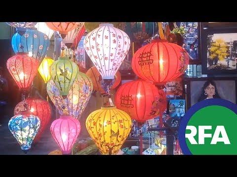 Đèn lồng Hội An, thương hiệu mà cả khách Trung Quốc cũng chuộng