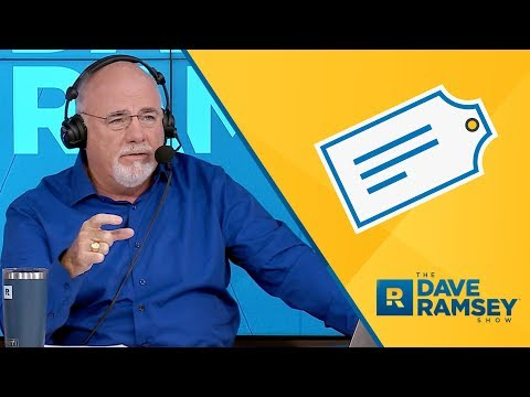 Does This Financial Decision Make You Look Stupid? - Dave Ramsey Rant