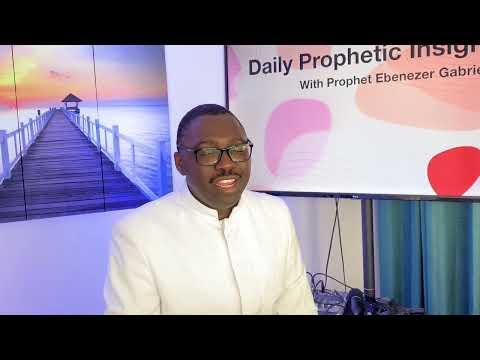 Prophetic Insight Jul 26th, 2021