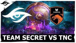 TI9 Team Secret Group Stage 5th Series (Day 3)