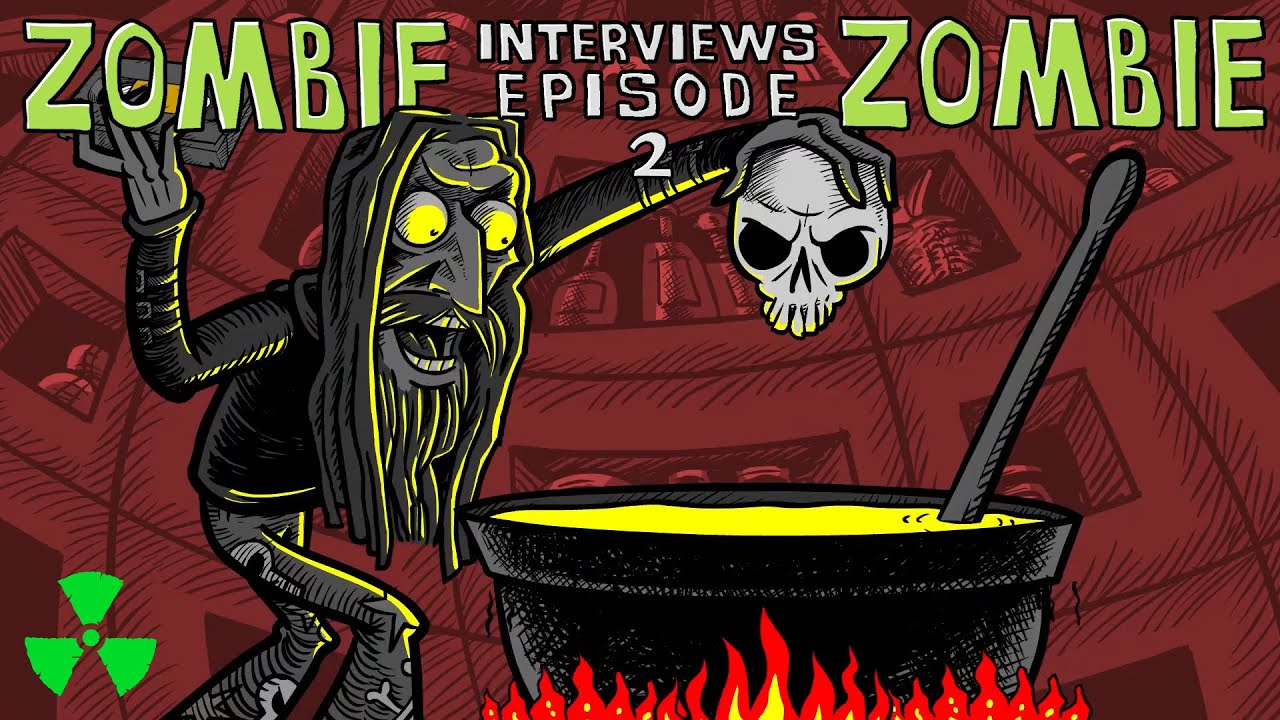 ROB ZOMBIE – Ep. 2: Zombie Interviews Zombie – The Lunar Injection Kool Aid Eclipse Conspiracy