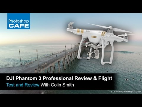 Review: DJI Phantom 3 Pro what's new? features and flight demo.