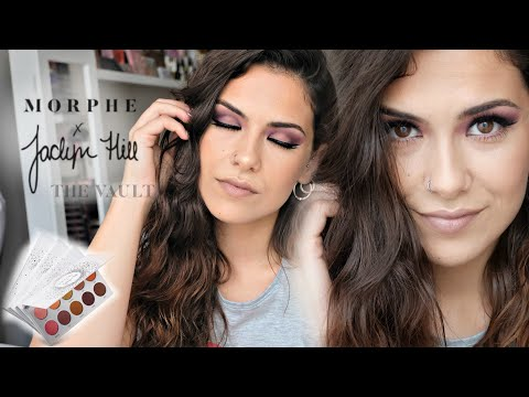 Jaclyn Hill x Morphe Vault Collection: Makeup tutorial - UCL40gzi1M_H0l3LTn2RPtcw