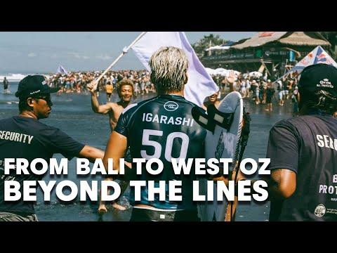 Keeping Up with Kanoa Igarashi from Bali to West Oz   Beyond the Lines, Ep. 1 - UC--3c8RqSfAqYBdDjIG3UNA