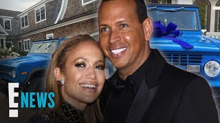 Jennifer Lopez Outdoes Everyone With Gift To Alex Rodriguez | E! News