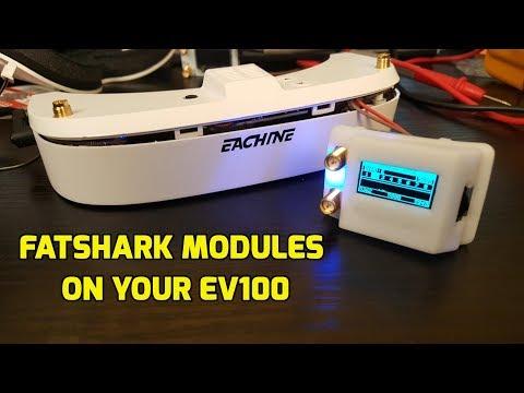Eachine EV100 Fatshark Module Mod (Part 1) - UC3c9WhUvKv2eoqZNSqAGQXg