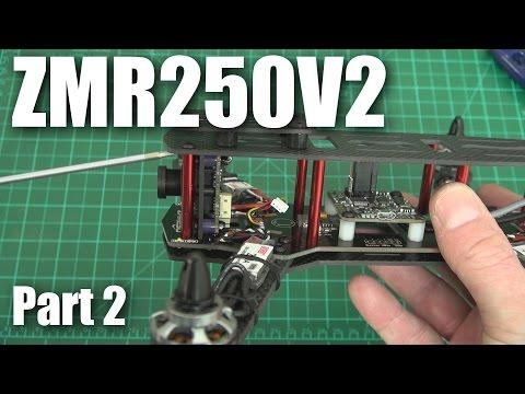 ZMR250V2 ARF from FPVModel.com (part 2) - UCKy1dAqELo0zrOtPkf0eTMw