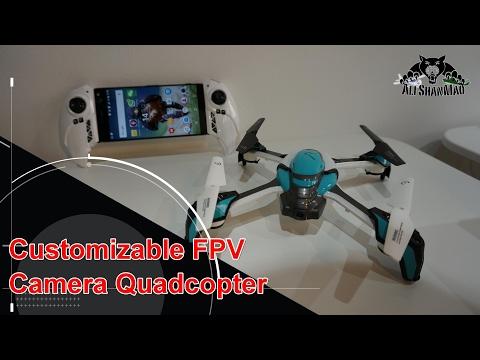 Kaideng Pantonma K80 Customizable RC Camera Quadcopter - UCsFctXdFnbeoKpLefdEloEQ