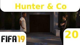 Hunter & Co. Teil 20 -- Zeit für die Familie? -- FIFA 19 Journey Lets Play