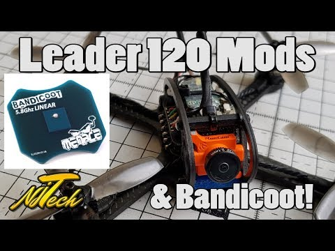 Leader 120 Mods, Batteries, Menace RC Bandicoot & FLIGHT! - UCpHN-7J2TaPEEMlfqWg5Cmg