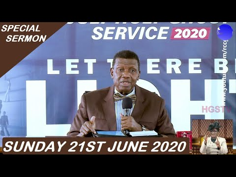 PASTOR E.A ADEBOYE SERMON - FROM LOCKDOWN TO LEAPING UP _#2