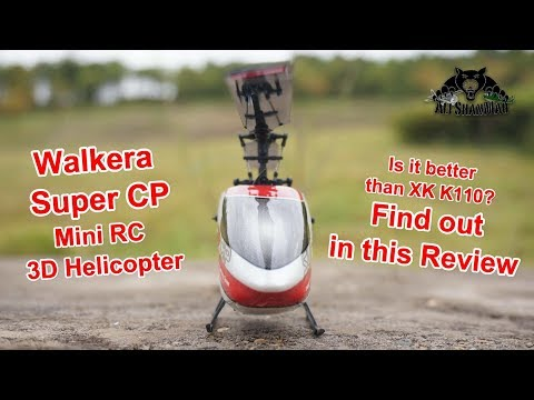 Walkera Super CP Mini 3D RC Helicopter Ready to Fly Complete Review - UCsFctXdFnbeoKpLefdEloEQ