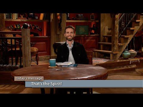 Thats the Spirit!