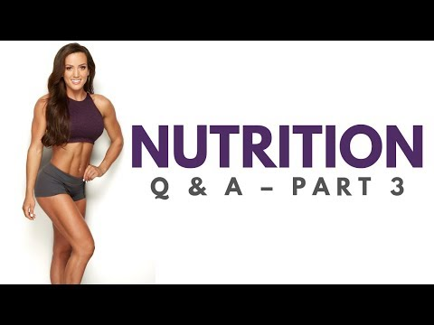 How to Tell if Your Metabolism is SLOW // NUTRITION Q&A – Part 3 - UC-07j8SBVA5mHbiNWe2-jcw
