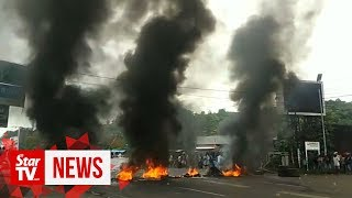 Indonesia pledges probe afterPapuans protest treatment of students