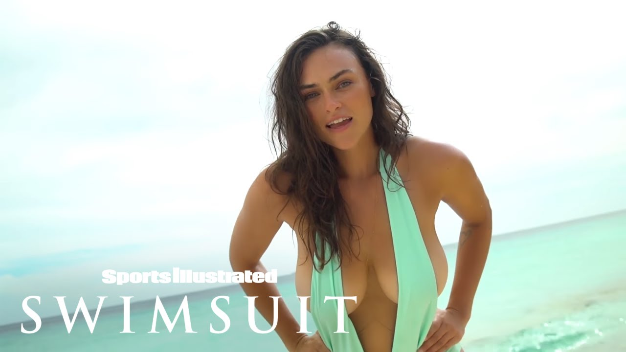Myla Dalbesio Will Blow You Away With Her Debut   Intimates   Sports Illustrated Swimsuit