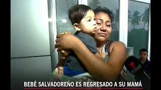 RKTNN 🔴 MIGRANT CHILD REUNITED WITH MOTHER WHY ??? MIGRANT CARAVAN STORY!!!
