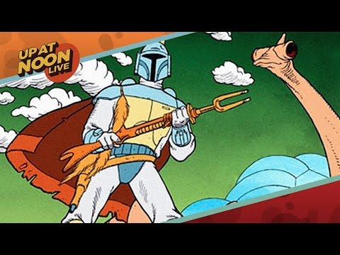 Happy Birthday, Boba Fett! Or is it? - Up At Noon Live - UCKy1dAqELo0zrOtPkf0eTMw