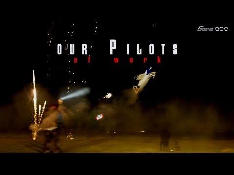 [Video]:  Heli & Uçak Super Show ve Gece Uçuşları