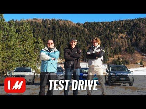 Subaru Forester, Outback e XV: La nostra prova sulla neve - UCiJCqdozWn3G4Ri7Q6tUvtA