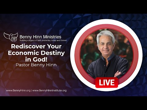 Rediscover Your Economic Destiny in God!