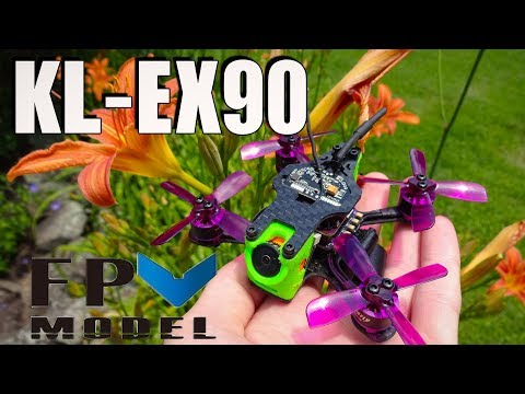 X-Racer KL-EX90 LOS Maiden Flight : Insane 2inch Power! - UC2c9N7iDxa-4D-b9T7avd7g