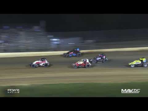 WAR Sprint League at Lake Ozark Speedway - 7/23/2021 - dirt track racing video image