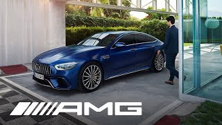 Life is a Race: The Mercedes-AMG GT 4-Door Coupé