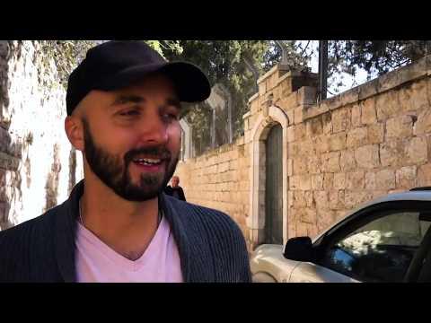 Garden Tomb, Jerusalem with Joshua Aaron & Aaron Shust