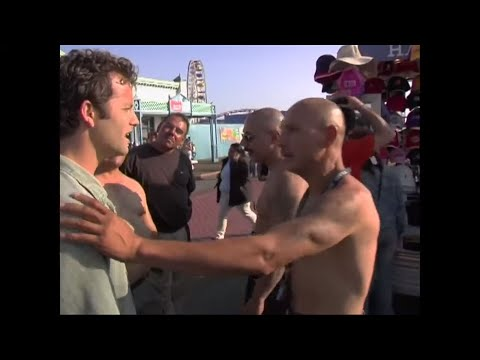 Gang Members Make Kirk Cameron Nervous...  Way of the Master Season 1: Ep. 3