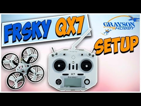 ET125 & Qx7 NO BETAFLIGHT - Setup the Best Entry FPV Racing Drone - UCf_qcnFVTGkC54qYmuLdUKA