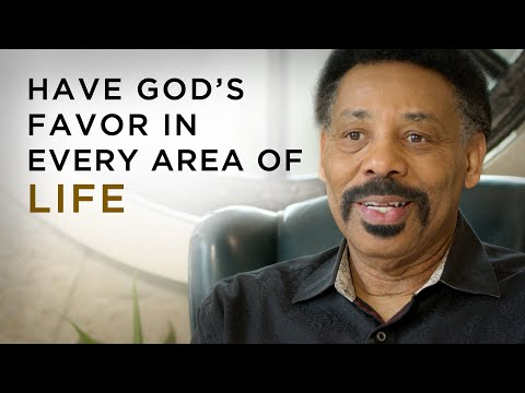 How to Have God's Favor in Every Area of Life