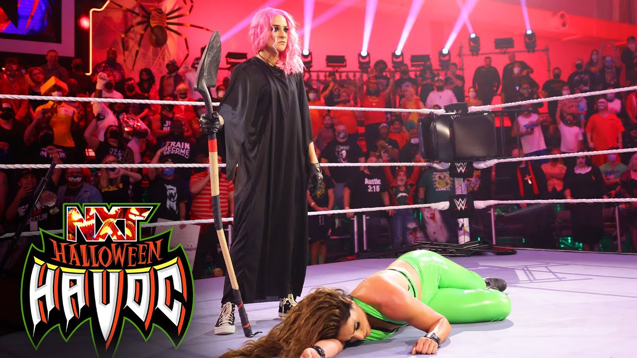 Mandy Rose gets NXT Women's Title assist from Dakota Kai's attack on Gonzalez: NXT, Oct. 26, 2021