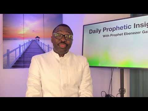 Prophetic Insight Apr 28th, 2021