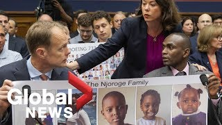 Man who lost family in Boeing 737 Max crash in Ethiopia testifies before U.S. Congress | FULL