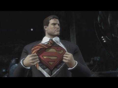 Injustice - 15 Minutes of Gameplay EVO 2012 - UCKy1dAqELo0zrOtPkf0eTMw