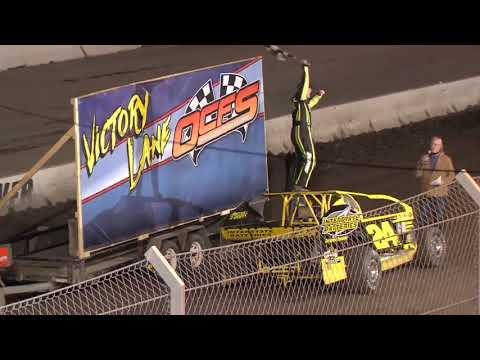 05/01/2021 - OCFS Highlight Reel - Joey Falanga Memorial Night - dirt track racing video image