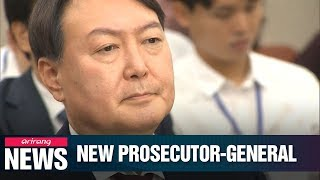 President Moon appoints Yoon Seok-yeol as Prosecutor-General,... rival political parties clash...