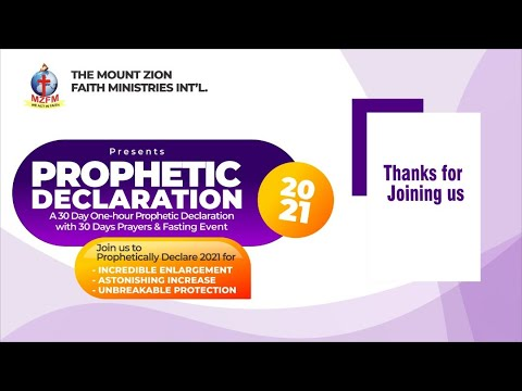 DAY 22  2021 DRAMA MINISTERS PRAYER & FASTING - UNIVERSAL TONGUES OF FIRE (PROPHETIC DECLARATION)