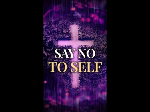 Crucify the Flesh!