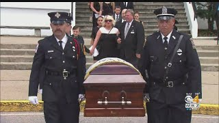 Brockton Remembers Mayor Bill Carpenter In Funeral At High School