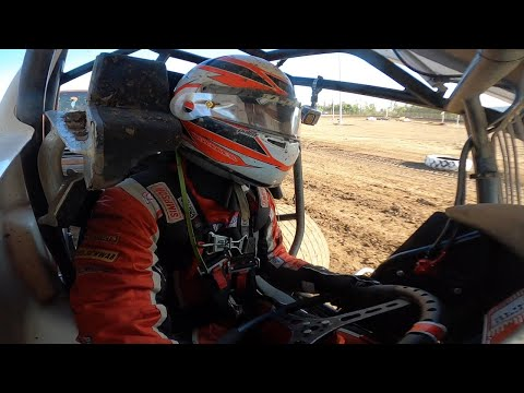 Tanner Holmes 360 Sprint Car Qualifying at Willamette Speedway! (Western Sprint Tour) - dirt track racing video image