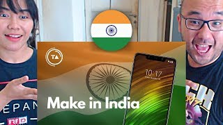 Indonesians React To Can India become a smartphone superpower?   TechAltar