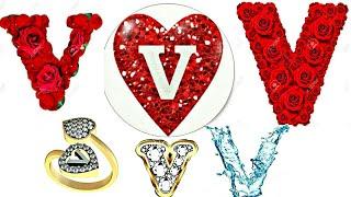 Watch V letter whatsapp Status New V Name Status Song Online