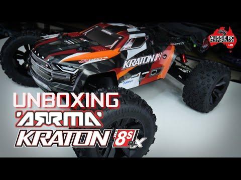 Unboxing: ARRMA Kraton 8S 1/5 Scale Monster Truck - UCOfR0NE5V7IHhMABstt11kA