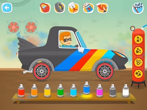 Free Car Game For Kids And Toddlers Fun Racing 1 0 Download Apk