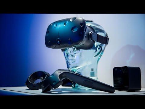 HTC Vive Final Hardware and Valve's The Lab Impressions! - UCiDJtJKMICpb9B1qf7qjEOA