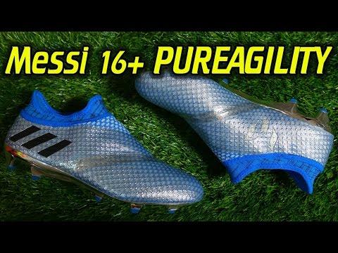 Adidas Messi 16+ PUREAGILITY (Mercury Pack) - Review + Feet - UCUU3lMXc6iDrQw4eZen8COQ