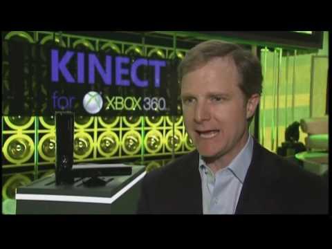 Kinect demo & brand new Xbox! - default