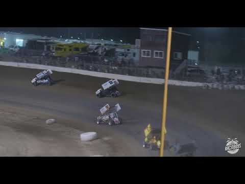 ASCS Frontier Highlights Sweetwater Speedway 8 13 21 - dirt track racing video image